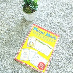 Menu Math Curriculum Grades 2-3